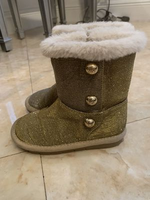 Michael Kors toddler boots for Sale in Hialeah, FL