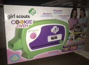 Girl Scouts cookies oven new for Sale in El Paso, TX