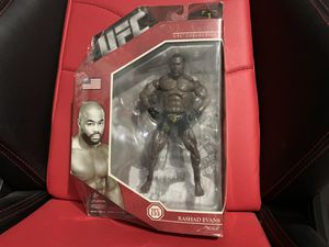UFC Rashad Evans Kmart Action Figure Rare for Sale in City of Industry, CA