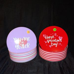 Valentine Tin Cans. for Sale in Port St. Lucie, FL