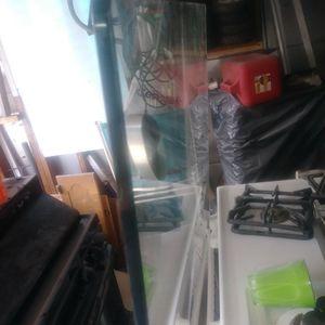 "glass table 36"" x 69"" 1/2 inche thick for Sale in Cicero, IL"