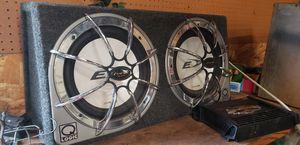 Alpine type E 12 inch subs for Sale in Elma, WA