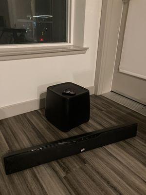 Polk Audio SurroundBar 5000 IHT for Sale in Los Angeles, CA
