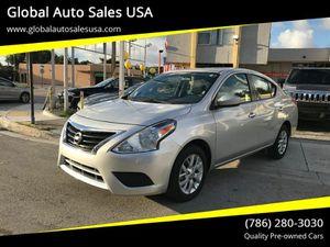2018 Nissan Versa Sedan for Sale in Miami, FL