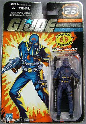 GI JOE 25th Anniversary Cobra Commander for Sale in Lakeland, FL