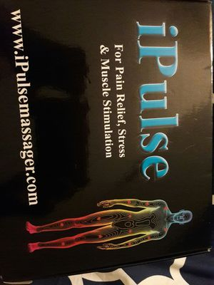 Brand new Ipulse massager for Sale in Palm Beach, FL
