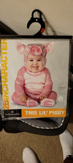 Baby costume-pig/little piggy for Sale in Long Beach, CA
