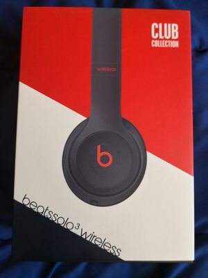 Beatssolo3wireless blue for Sale in Los Angeles, CA