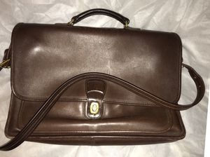 Vintage Coach leather messenger bag for Sale in Glendora, CA