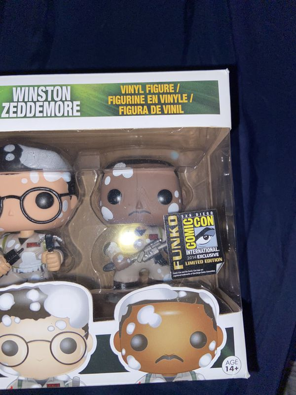 Comic Con Exclusive Funko Pop Bundle