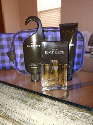 Avon. Black Suede. Kit for Sale in Las Vegas, NV