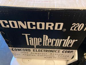 Old reel-to-reel tape recorder for Sale in Massillon, OH