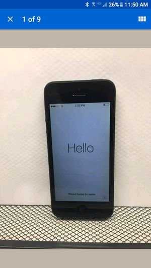 IPhone 5 Verizon 16 GB - Excellent condition for Sale in Fresno, CA