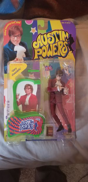 Austin Powers toy for Sale in Las Vegas, NV