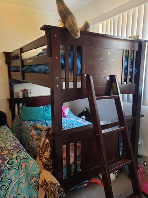 Bunk bed frame for Sale in San Diego, CA