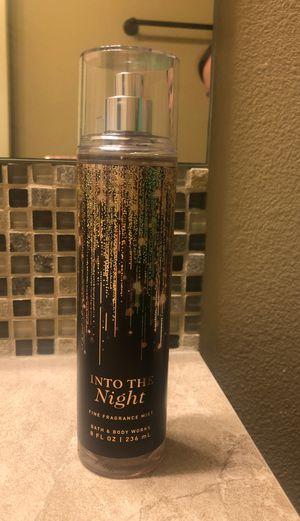 Bath & Body Works Fragrance Mist for Sale in Portland, OR