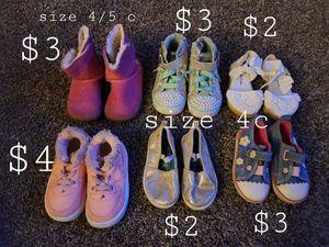 Kid shoes for Sale in Roseville, MI