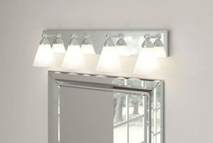 NEW- Fountain Hudson 4 Light Bathroom Vanity Light (2 available) for Sale in Phoenixville, PA