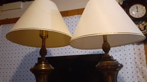 Vintage stiffel lamp goes for around 350 for Sale in Lorain, OH