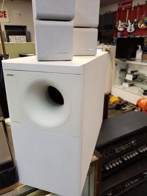 Bose Home stereo system with surround sound for speaker for Sale in Bensalem, PA