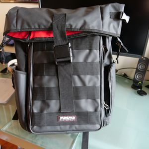 Magma Riot DJ - Stashpack XL Plus backpack !! HUGE! for Sale in Chicago, IL