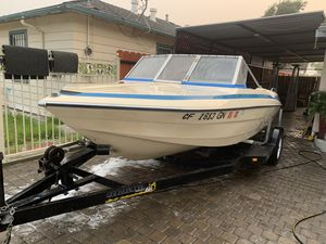 Boat and trailer for Sale in Richmond, CA