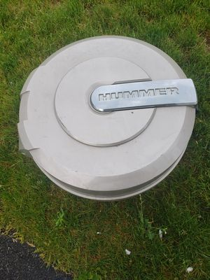 Hummer h3 spare tire carrier for Sale in Delaware, OH