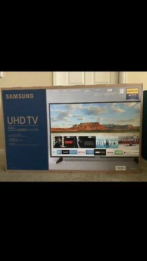 Samsung 55 inch 4k tv new without box never used for Sale in Pittsburgh, PA