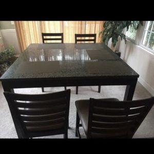 Granite Dining Table for Sale in Cumming, GA