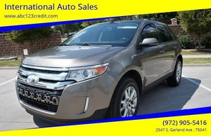 2013 Ford Edge for Sale in Garland, TX