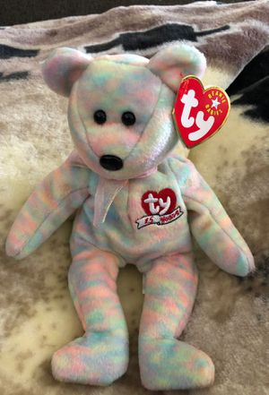 Celebrate beanie baby for Sale in North Las Vegas, NV