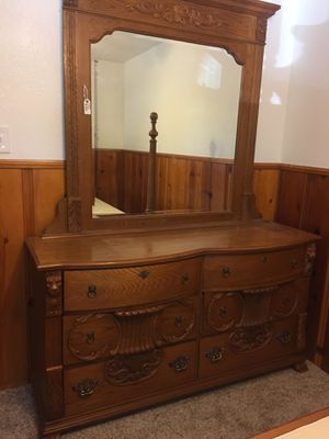 Dresser with lion claws for Sale in Rancho Cucamonga, CA
