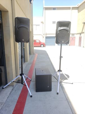 "2 makies 12"" and stands for Sale in Orange, CA"
