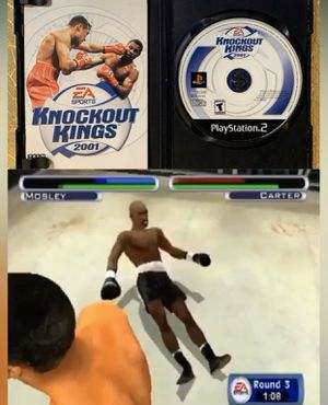 PS2 Knockout Kings for Sale in Queens, NY
