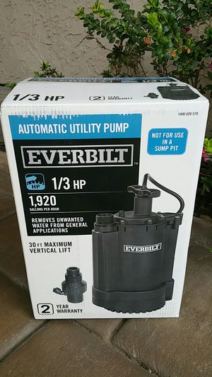 Automatic on off water pump pool for Sale in US