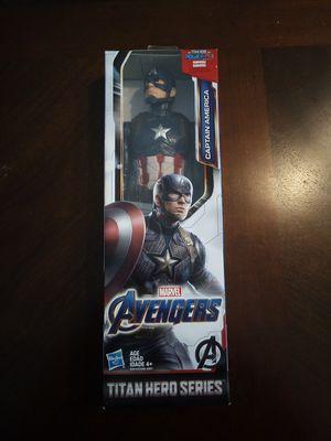 Marvel Avengers Titan Hero Series Captain America 12'' for Sale in Plainview, NY