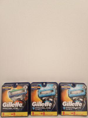 3 Gillette packs for Sale in Springfield, VA