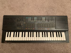 Vintage Yamaha PortaSound PSS-560 Multi-Programmable Keyboard!!! for Sale in San Diego, CA