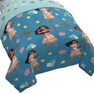 New Moana Comfortable Set Of 3 So Soft One $$$35 TWIN SIZE for Sale in Fontana, CA