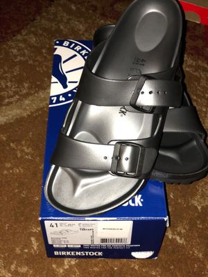Birkenstock sandals size 41 L10 M 8 for Sale in Paramount, CA