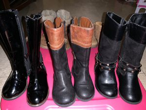 Toddler girl boots for sale for Sale in Pawtucket, RI