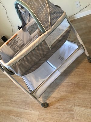 Bassinet/changing table for Sale in Murfreesboro, TN