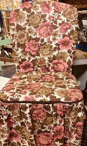 Vintage Vanity Chair for Sale in West Linn, OR