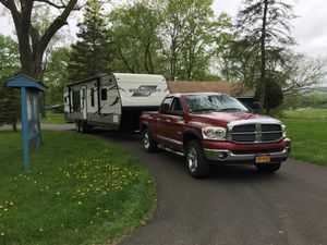 Autumn ridge 2015 travel trailer for Sale in Owego, NY