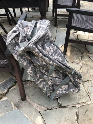 Camo Style Luggage Duffle Bag for Sale in PA, US