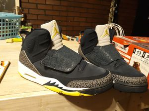 Air Jordan Son of Mars Shoes Size 13 for Sale in Indianapolis, IN