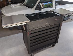 SnapOn SplitTop Box Flat Black for Sale in Watauga, TX