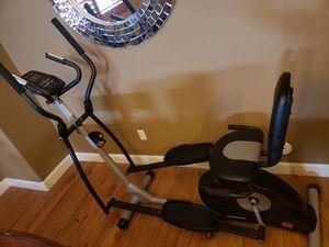 Pro-Form trainer bike and elliptical 2:1 machine. for Sale in Phoenix, AZ