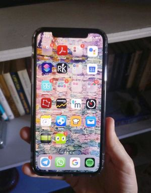 """iPhone X ,,Factory UNLOCKED Excellent CONDITION """"as like nEW"""" for Sale in Springfield, VA"""