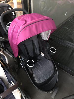 Pink & black travel system for Sale in Las Vegas, NV